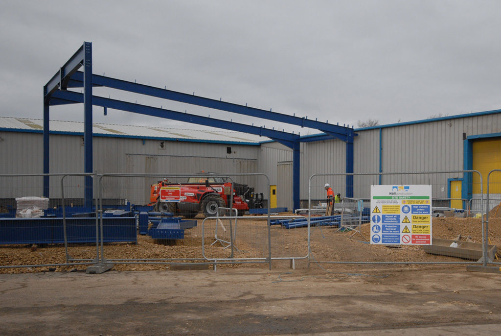Prima Cheese Facility, Seaham, Co Durham